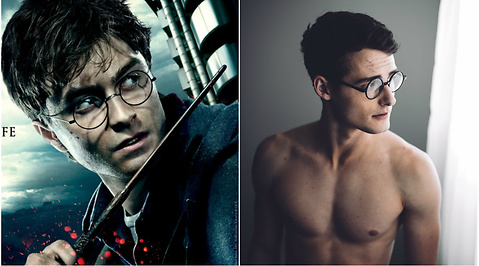 Daniel Radcliffe, Harry Potter, Porträtt