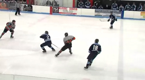 ishockey, High School
