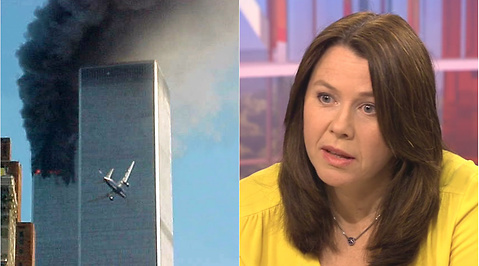 Åsa Romson, World Trade Center