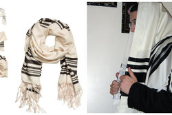 Tallit,  cultural appropriation, H&M