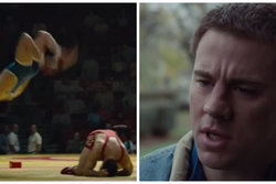 Filmtipset,  FOXCATCHER, Channing Tatum, Recension