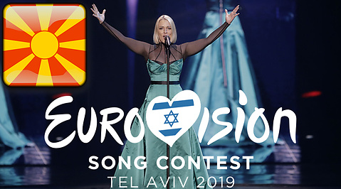 Republiken norra Makedonien, Eurovision Song Contest 2019
