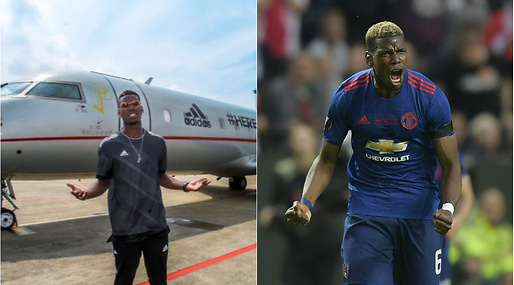 Fotboll, Paul Pogba, Manchester United