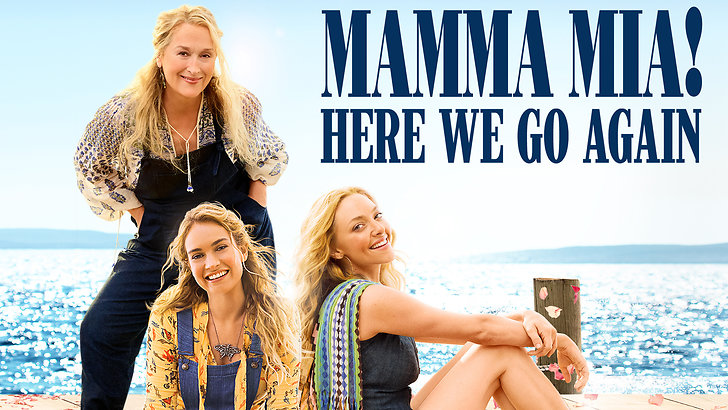 Mamma Mia! Here We Go Again på Viaplay