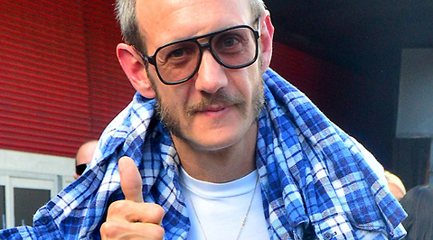Terry Richardson, Facebook