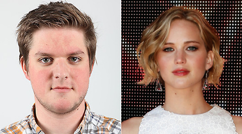 Jennifer Lawrence, Viktor Adolfsson, reddit, Nakenbild, Krönika, Kate Upton, The Fappening