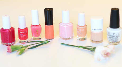 Pink, Nude, Skonhet,  Nailpolish, Nagellack, Beauty