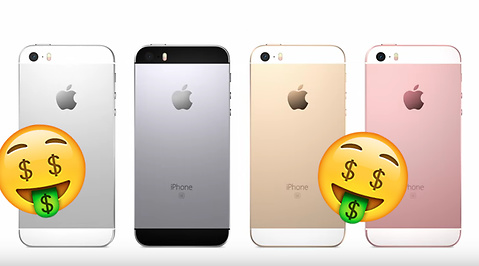 Apple, Lansering, Budget, Iphone
