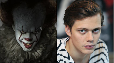 Bill Skarsgård, stephen king, IT