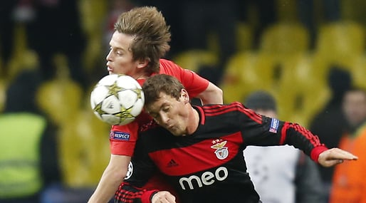 Kim Kallstrom, Champions League