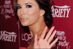 Mat, Restaurang, Stämd, Hollywood, USA, Eva Longoria, Beso