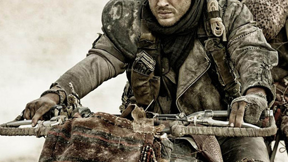 Tom Hardy i Mad Max: Fury Road.