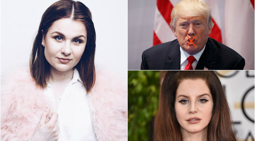 Debatt, Elin Nilsson, Donald Trump, Feminism, Way Out West, Lana Del Rey