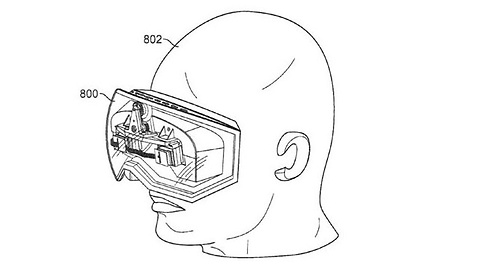 Glasögon, Oculus Rift, Google, Apple, Patent