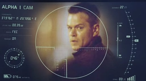 Matt Damon, Trailer, Alicia Vikander, Jason Bourne