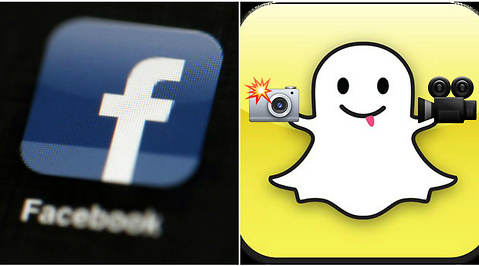Snapchat, Live, London, Facebook