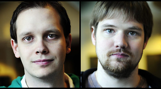 The Pirate Bay, Gottfrid Svartholm Warg, Peter Sunde Kolmisoppi, Peter Neij