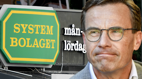 Moderaterna, Systembolaget