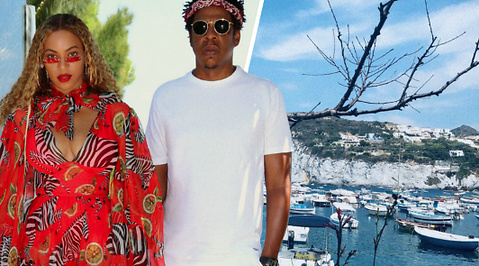 Beyoncé Knowles-Carter, Jay Z