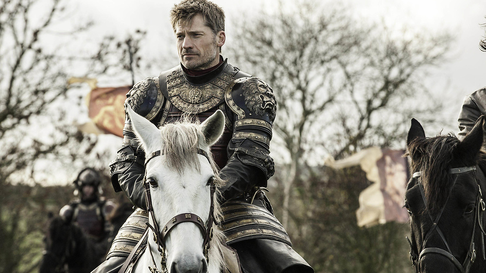 Nikolaj Coster-Waldau i den sjätte säsongen av Game of Thrones.