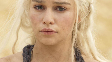 Emilia Clarke, App, game of thrones