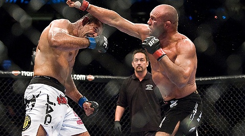 Randy Couture, UFC, Mark Coleman