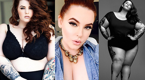 Modell, Mode, Tess Holliday, instagram