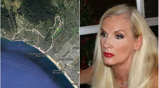 Pacific Palisades, Gunilla Persson, Brand