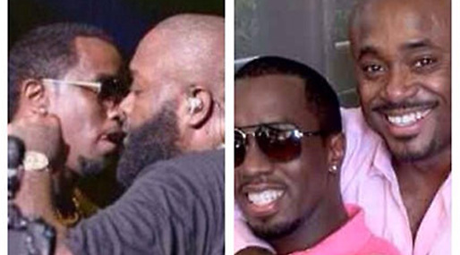 instagram, 50Cent, P Diddy, Rick Ross