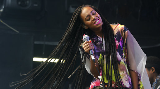 solange knowles , solnge, Way Out West