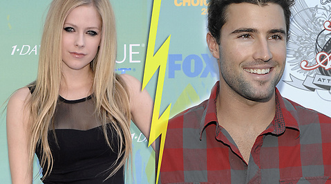 Hollywood, Brody Jenner, Avril Lavigne, Relationstips, Slut, kärlek