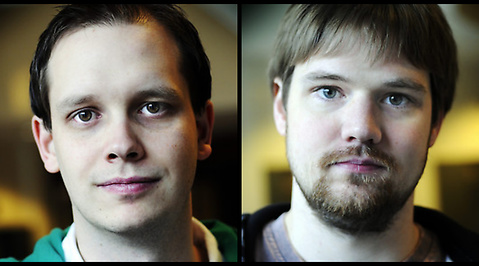 Gottfrid Svartholm Warg, Peter Sunde Kolmisoppi, The Pirate Bay