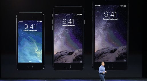 iPhone 6 plus, Mobil, iPhone 6, Apple