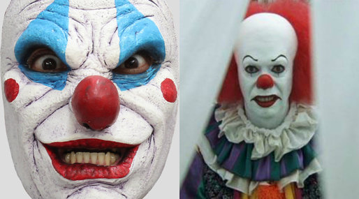 Klipp, Clown, bilder
