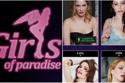 Girls of Paradise, Kampanj, Eskort, Clio Awards, Le Mouvement du Nid, Prostitution, Hemsida, McCann, Reklam