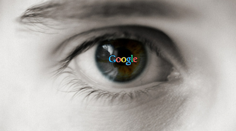 Google, Minority Report, Patent, Ögon, Teknik, Tom Cruise
