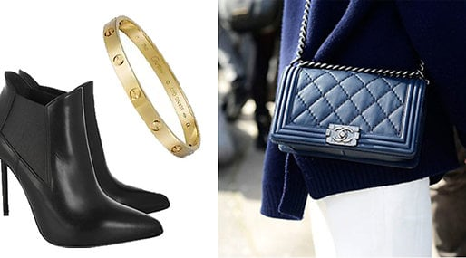 Chanel Boy Bag,  Shopping & Fashion,  Önskelista
