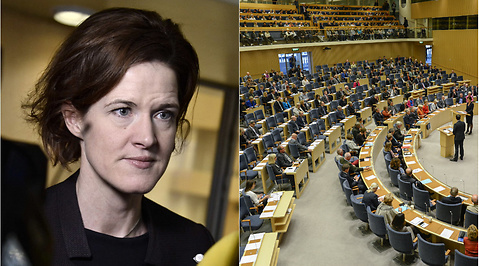 Anna Kinberg Batra, Moderaterna
