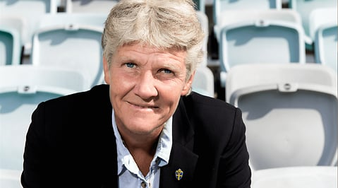 Näthat, Fotboll, No Hate Speech Movement, Landslaget, Pia Sundhage, #nohatese