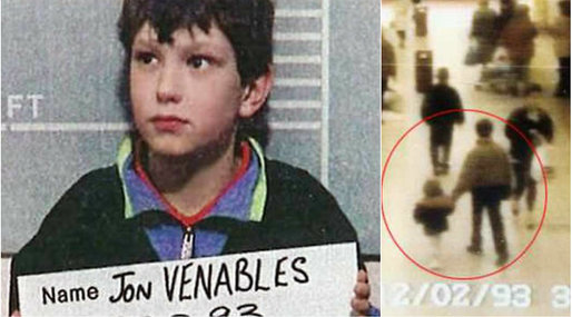Jon Venables, Barnpornografibrott, James Bulger
