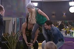Fyra danskar in i big brother