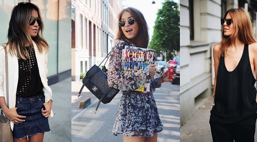 Bloggare, Fashion, inspiration, Mode, Outfit, Sommar 2015