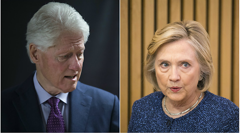 Bill Clinton, Barack Obama, Hillary Clinton