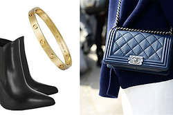 Shopping & Fashion,  Chanel Boy Bag,  Önskelista