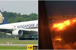 Singapore,  n24video, Flygplan