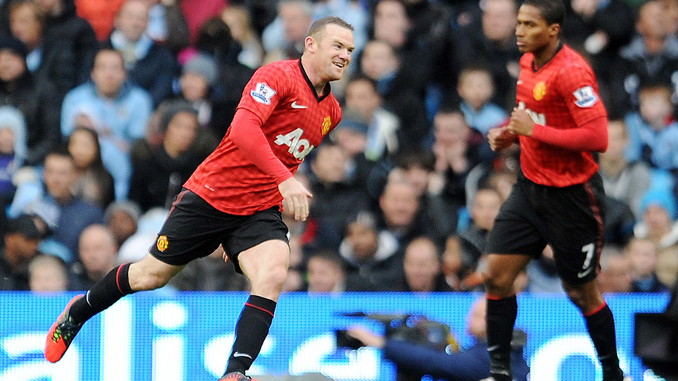 Wayne Rooney har nu gjort 150 Premier League-mål.