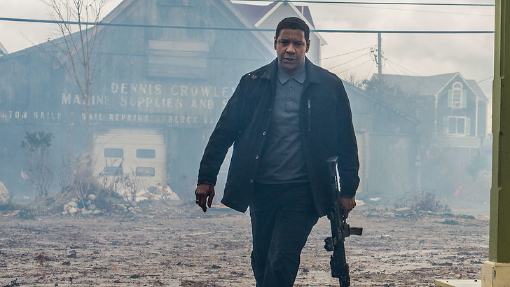 The Equalizer 2 på Viaplay