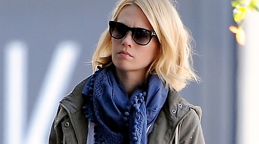 Range Rover, basket, Paparazzi, January Jones, Bil