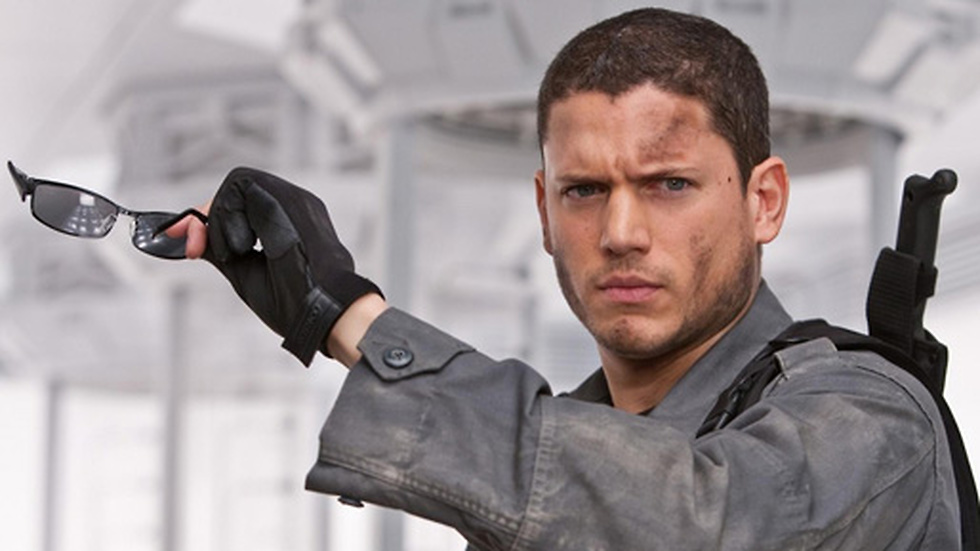 Wentworth Miller i Resident Evil: Afterlife.