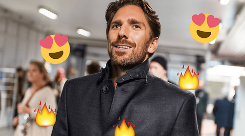 Hunk, Henrik Lundqvist, Mode, Sports Illustrated, nhl, New York Rangers